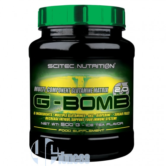 Scitec Nutrition G-Bomb 2.0 Aminoacidi e Glutamina