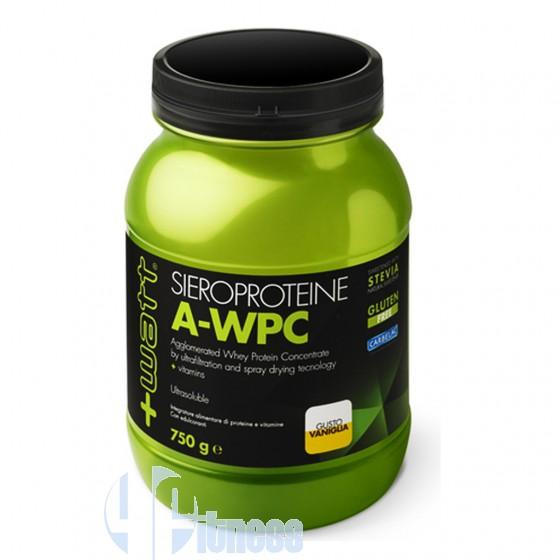+WATT SIEROPROTEINE A-WPC 750 GR