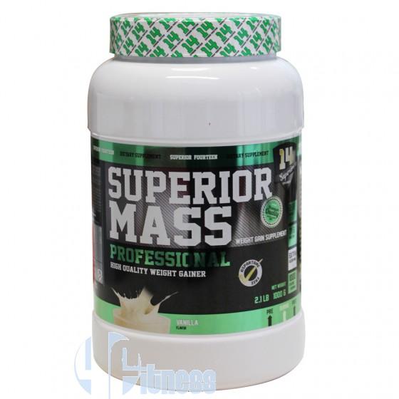 Superior14 Mass Professional Gainer Proteico
