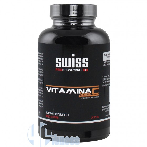 Swiss Vitamina C Sport Vitamine e Minerali