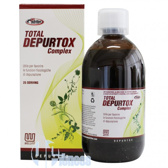 PRO NUTRITION TOTAL DEPURTOX COMPLEX 500 ML