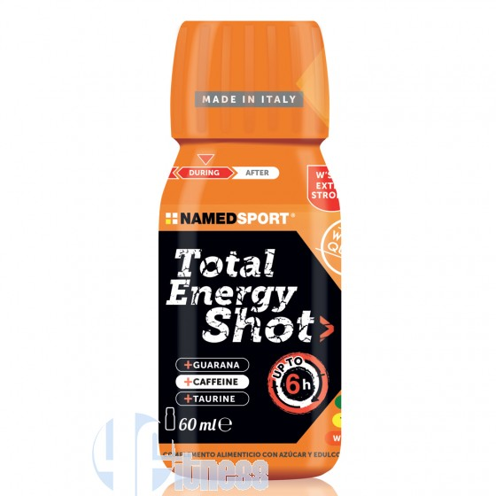 Named Total Energy Shot Energetico