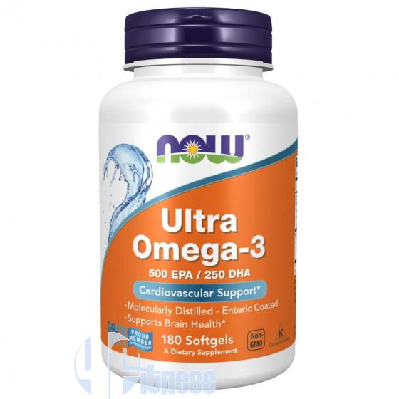 Now Foods Ultra Omega-3 Acidi Grassi Omega-3