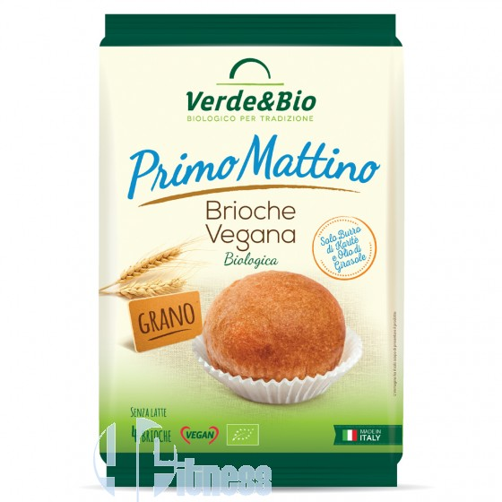Verde & Bio Brioche Vegana Alimentazione per Vegani