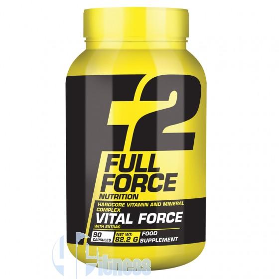Full Force Vital Force Vitamine e Minerali