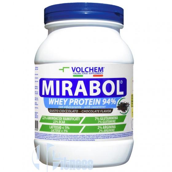 Volchem Mirabol Whey Protein Natural 94% Proteine Isolate e Idrolizzate