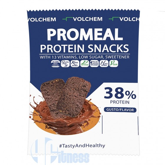 Volchem Promeal 50% Bar Barrette Proteiche