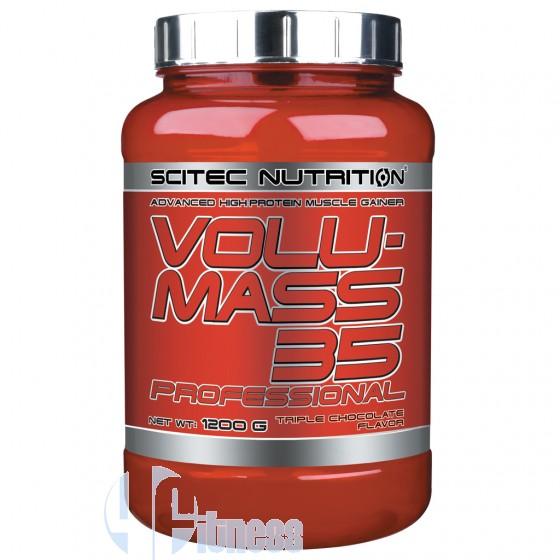 Scitec Nutrition Volumass 35 Professional Gainer Proteico