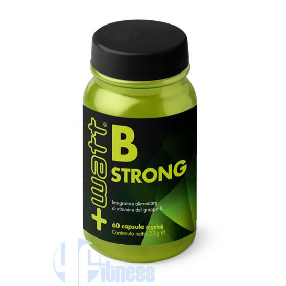 +Watt B Strong Vitamine Minerali