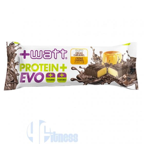 +Watt Protein+ Evo Bar Barrette Proteiche
