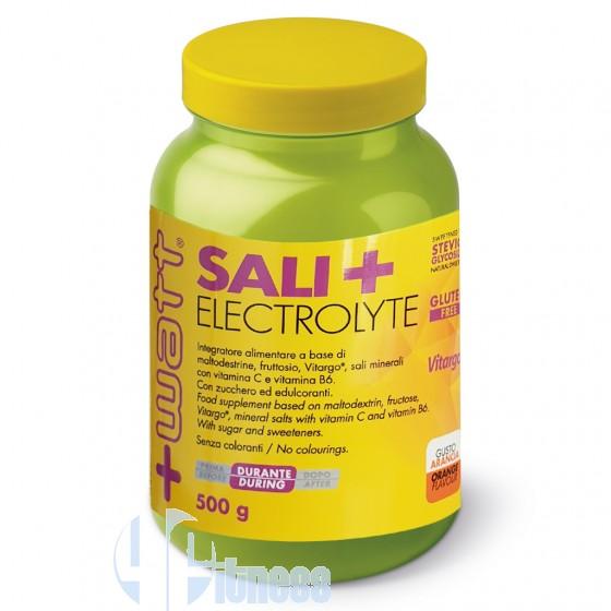 +Watt Sali+ Electrolyte Energetici e Sali Minerali