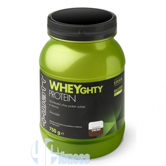 +Watt Wheyghty Protein Proteine del Siero di Latte