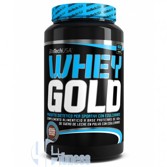 BIOTECH USA WHEY GOLD 908 GR