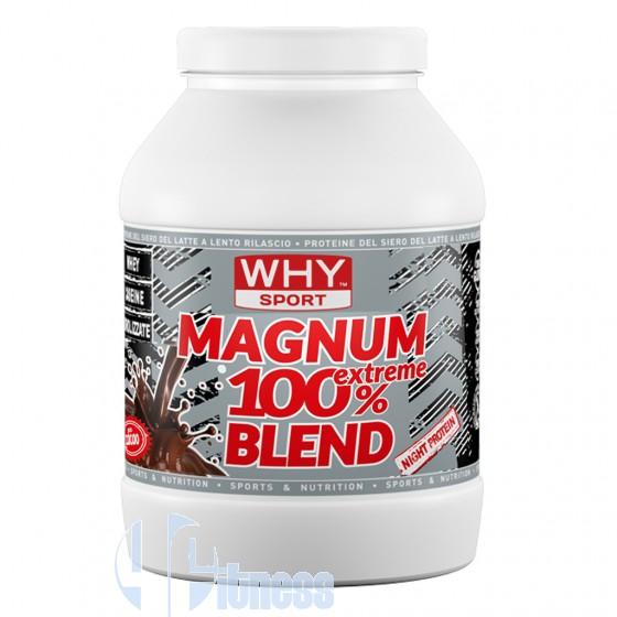 Why Sport Essential 100% Whey Proteine del Siero di Latte