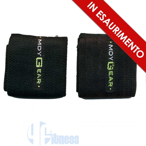 M.Double You Wrist Straps Accessori per Sportivi