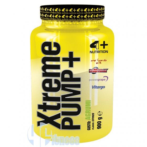 4 Plus Nutrition Xtreme Pump+ Pre-Workout