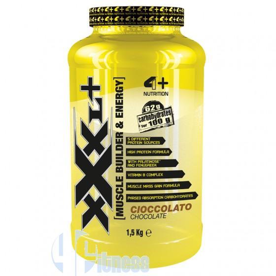 4 Plus Nutrition XXXL+ Gainer Proteico
