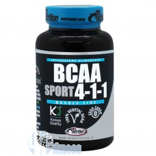 PRO NUTRITION BCAA SPORT 4:1:1 100 CPR