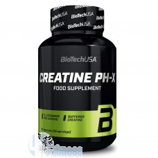 BIOTECH USA CREATINE PH-X 90 CPS