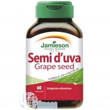 JAMIESON SEMI D'UVA 60 CPR