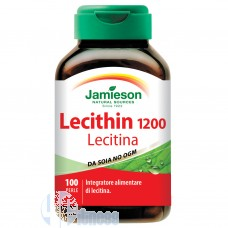 JAMIESON LECITHIN 1200 100 PERLE