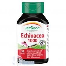 JAMIESON ECHINACEA 1000 30 CPS
