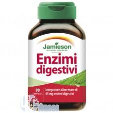 JAMIESON ENZIMI DIGESTIVI 90 CPR