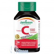 JAMIESON C1000 TIME RELEASE 100 CPR
