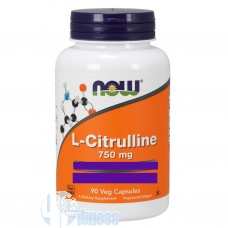 NOW FOODS L-CITRULLINE 90 CPS