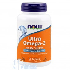 NOW FOODS ULTRA OMEGA-3 90 PERLE