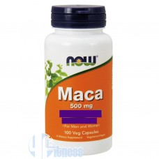 NOW FOODS MACA 100 CPS