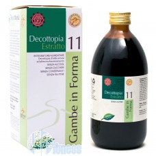 TISANOREICA ESTRATTO 11 GAMBE IN FORMA 500 ML