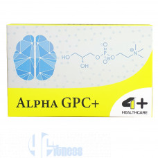 4+ NUTRITION ALPHA GPC+ 30 CPS