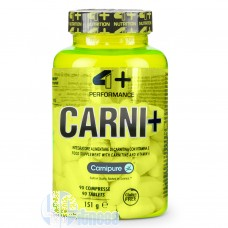 4+ NUTRITION CARNI+ 90 CPR