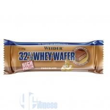 WEIDER INTEGRATORI 32% WHEY WAFER 35 GR