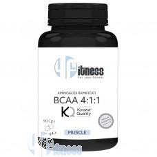 4FITNESS BCAA 4:1:1 90 CPS