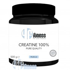 4FITNESS CREATINE 100% 500 GR