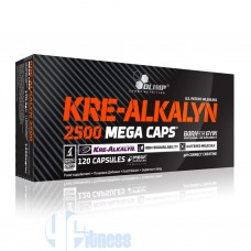 OLIMP KRE-ALKALYN 2500 MEGA CAPS 120 CPS