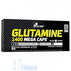 OLIMP GLUTAMINE 1400 MEGA CAPS 120 CPS