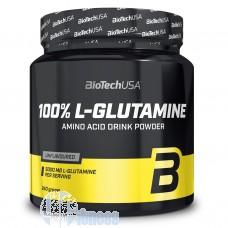 BIOTECH USA 100% L-GLUTAMINE 240 GR