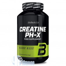 BIOTECH USA CREATINE PH-X 210 CPS