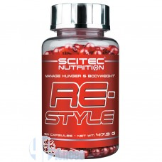 SCITEC RE-STYLE 60 CPS