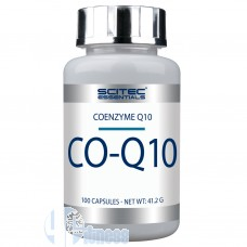SCITEC CO-Q10 100 CPS