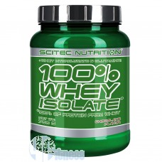 SCITEC 100% WHEY ISOLATE 700 GR