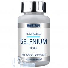 SCITEC SELENIUM 100 CPR