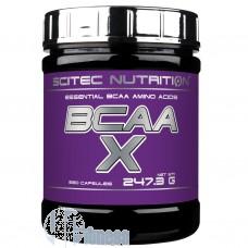SCITEC BCAA X 330 CPS