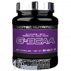SCITEC G-BCAA 250 CPS