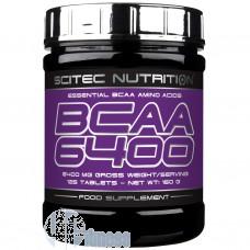 SCITEC BCAA 6400 125 CPR