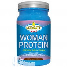 ULTIMATE ITALIA WOMAN PROTEIN 750 GR