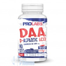 PROLABS DAA ACIDO D-ASPARTICO 90 CPR